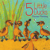 5 Little Ducks Teaching Guide