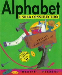 Alphabet Under Construction cover