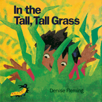 In the Tall, Tall Grass cover