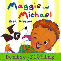 Books & Awards | Denise Fleming Children's Books