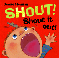SHOUT! Shout It Out! cover
