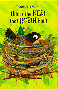 This Is the Nest That Robin Built cover